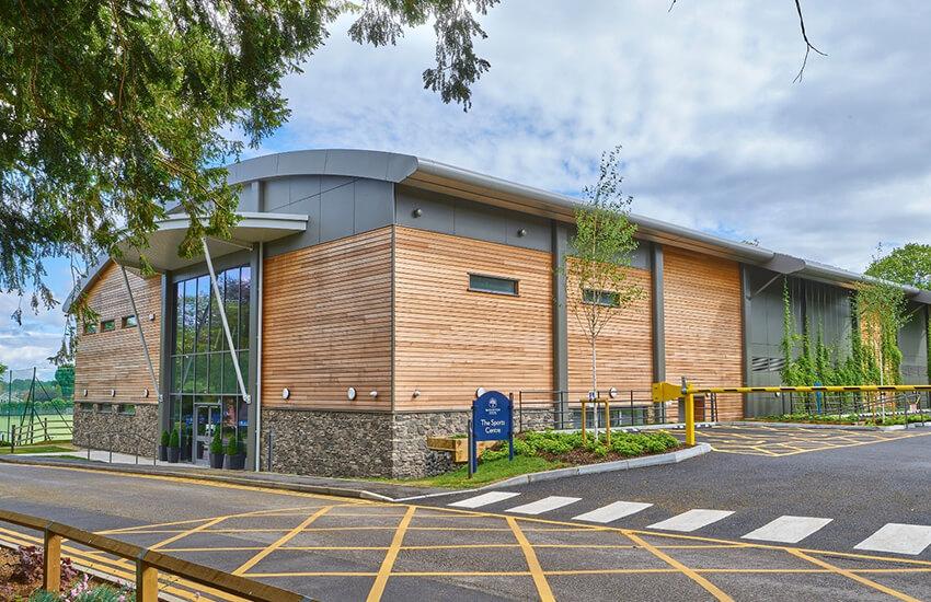 Badminton School Sports Centre